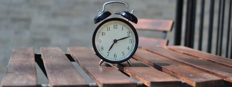 Se tudi tebi zdi, da čas teče abnormalno hitro?