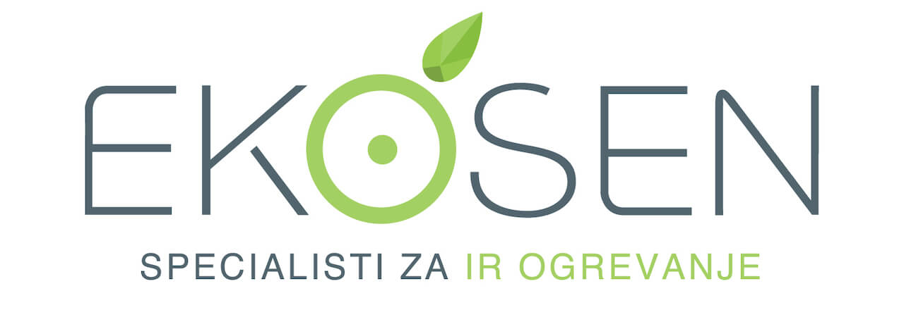 Logotip podjetja Ekosen
